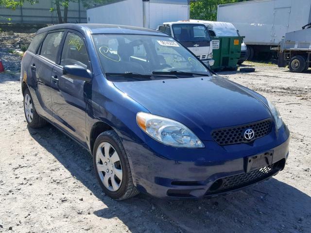 Salvage 2004 Toyota COROLLA MA for sale