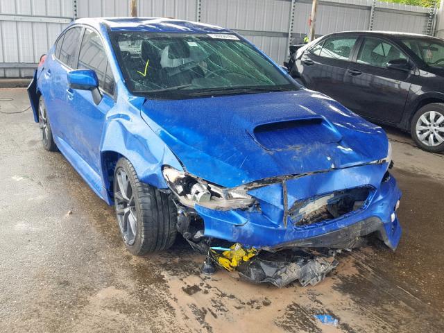 2018 SUBARU WRX Photos | FL - ORLANDO SOUTH - Salvage Car Auction on