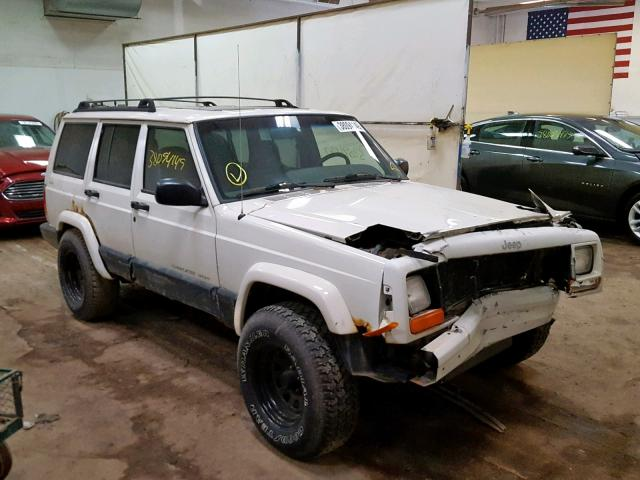 1999 Jeep Cherokee S 4 0L 6 in MI - Flint