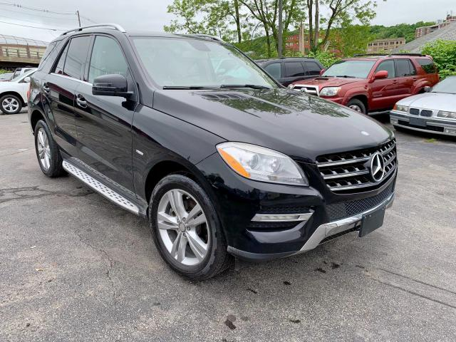 click here to view 2012 MERCEDES-BENZ ML 350 4MA at IBIDSAFELY