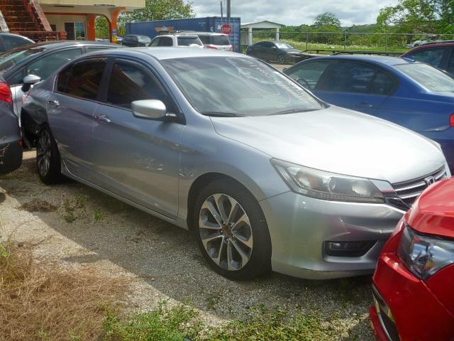Salvage 2013 Honda ACCORD SPORT for sale