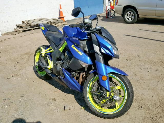 Kawasaki ZR1000 B salvage cars for sale: 2007 Kawasaki ZR1000 B