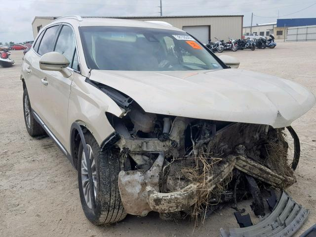 click here to view 2018 LINCOLN MKX SELECT at IBIDSAFELY