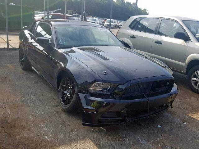 2013 FORD MUSTANG GT - Left Front View Lot 38086639.