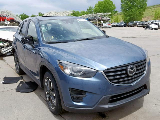 2016 Mazda CX-5 GT for sale in Littleton, CO