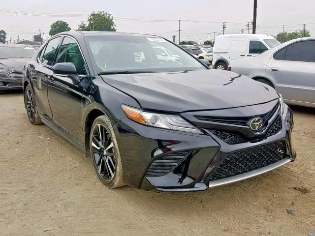 click here to view 2019 TOYOTA CAMRY XSE at IBIDSAFELY