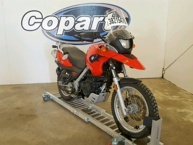 click here to view 2009 BMW G650 GS at IBIDSAFELY