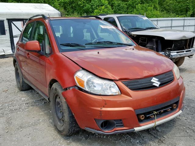 2007 Suzuki Sx4 2 0L 4 in WV - Charleston (JS2YB413275103386