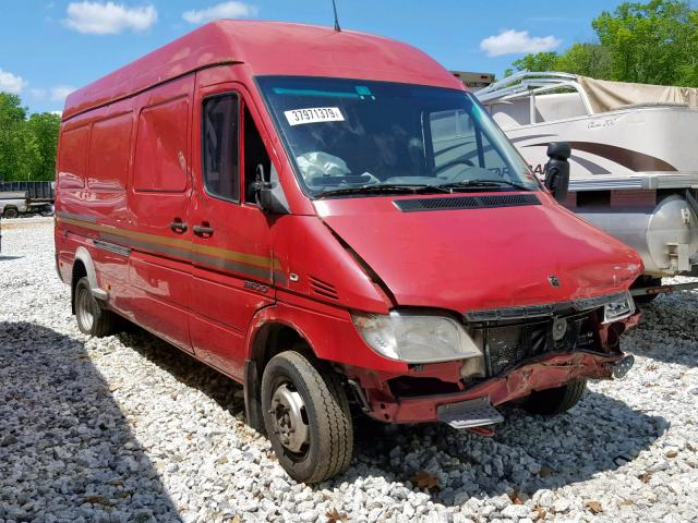 click here to view 2004 SPRINTER 3500 SPRIN at IBIDSAFELY