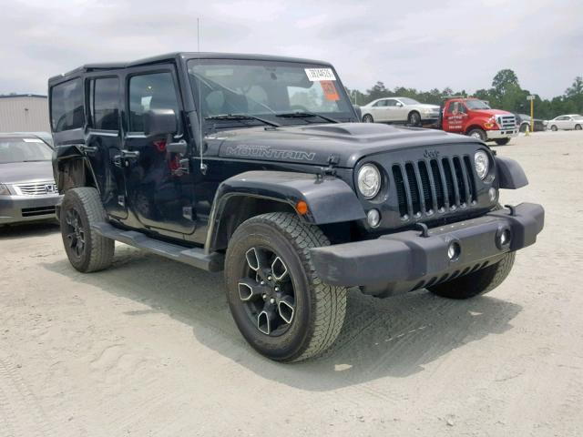 Jeep Wrangler For Sale In Sc >> 2017 Jeep Wrangler Unlimited Sahara For Sale Sc