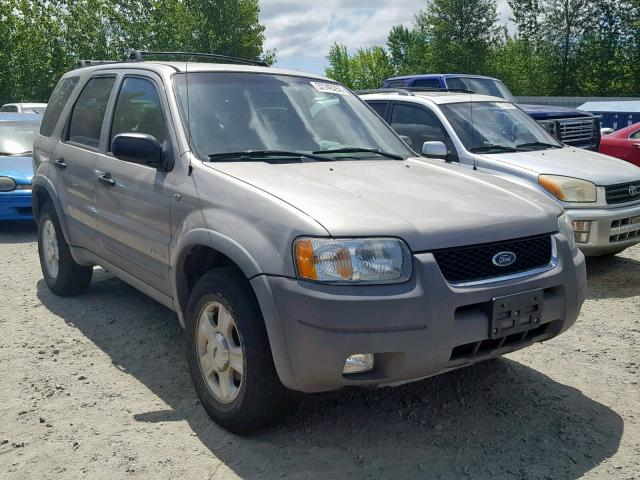 2001 Ford Escape Xlt 3 0l 6 For Sale In Arlington Wa Lot 37745259