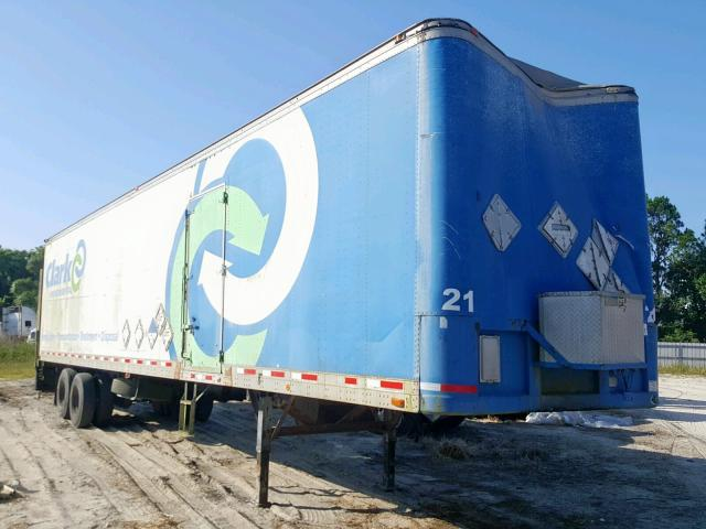click here to view 1991 FRUEHAUF TRAILER at IBIDSAFELY