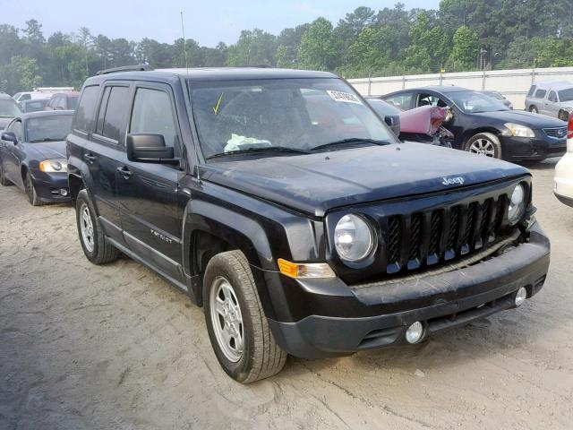 Salvage 2011 Jeep PATRIOT SP for sale