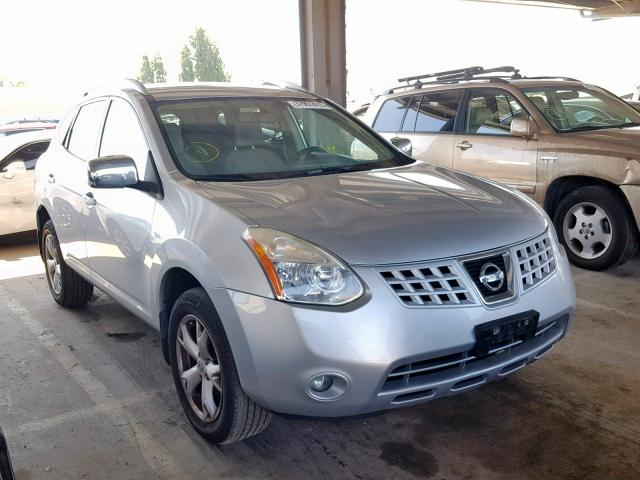 photo NISSAN ROGUE S 2008