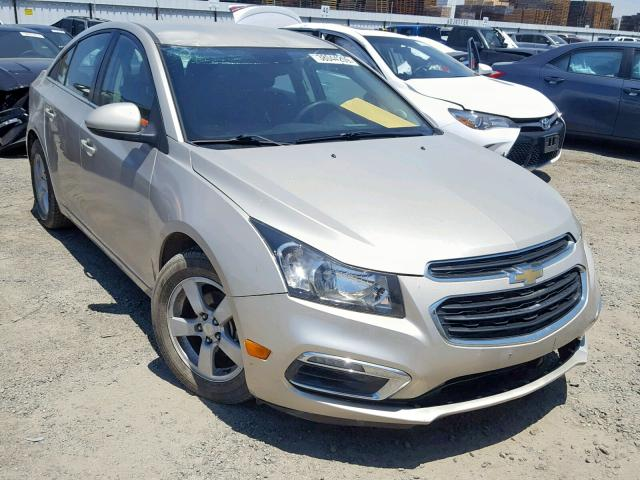 2016 Chevrolet Cruze Limi 1 4L 4 for Sale in Fresno CA - Lot: 38044209