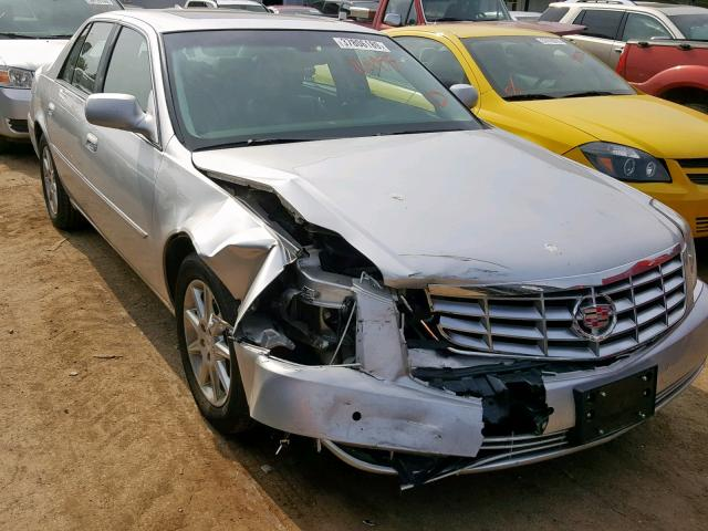 click here to view 2011 CADILLAC DTS LUXURY at IBIDSAFELY