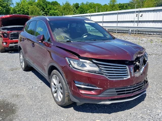click here to view 2017 LINCOLN MKC SELECT at IBIDSAFELY