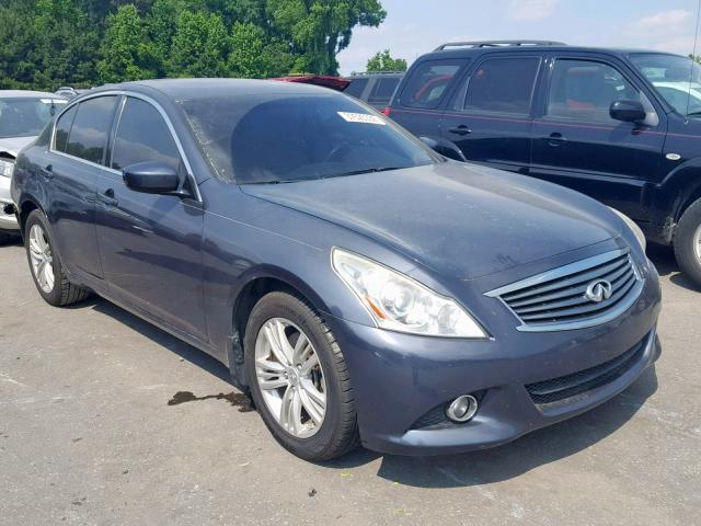 salvage or insurance auction, INFINITI, G37, Future sales