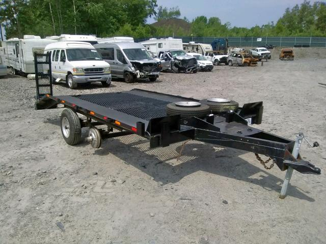 Spec Vehiculos salvage en venta: 1972 Spec Const Trailer