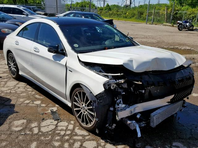 click here to view 2018 MERCEDES-BENZ CLA 250 4M at IBIDSAFELY