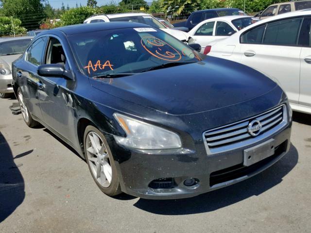 2012 Nissan Maxima S 3 5L 6 for Sale in San Martin CA - Lot: 38438719