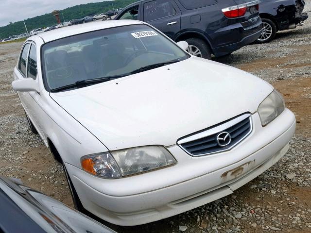 Salvage 2000 Mazda 626 ES for sale