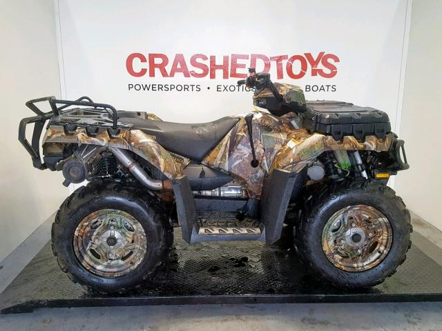 Polaris salvage cars for sale: 2012 Polaris Sportsman