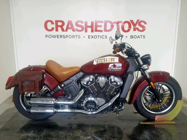 click here to view 2018 INDIAN MOTORCYCLE CO. SCOUT ABS at IBIDSAFELY