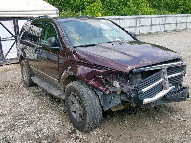 Salvage 2004 Dodge DURANGO LI for sale