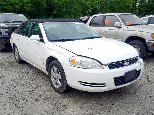 2006 Chevrolet Impala LT for sale in Candia, NH