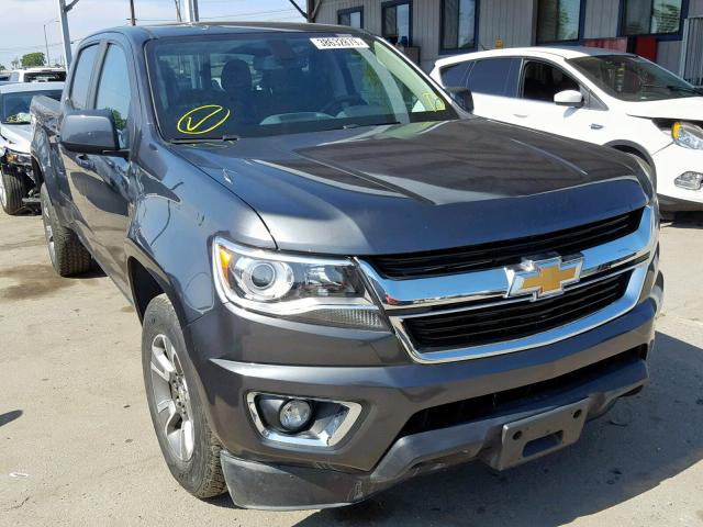 click here to view 2017 CHEVROLET COLORADO Z at IBIDSAFELY
