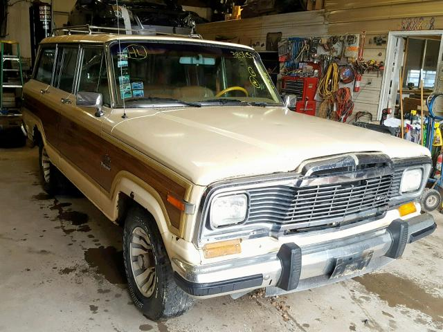 click here to view 1983 JEEP WAGONEER at IBIDSAFELY