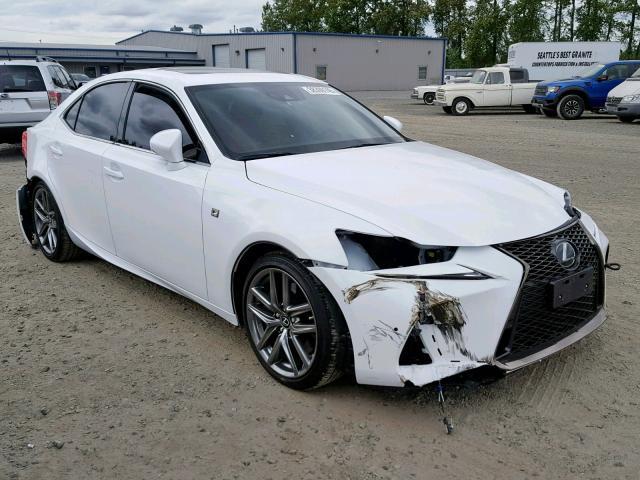 Seattle Car Auction >> 2018 Lexus Is 300 Photos Wa North Seattle Salvage Car