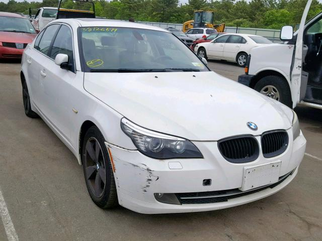 Salvage 2008 BMW 528 XI for sale