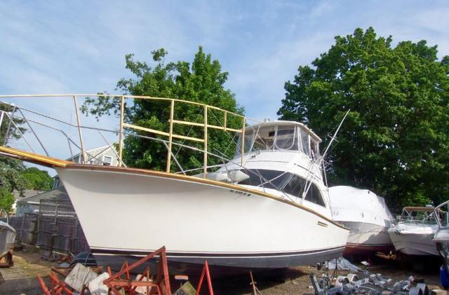 Salvage 1986 Ocea SUPER SPORT for sale