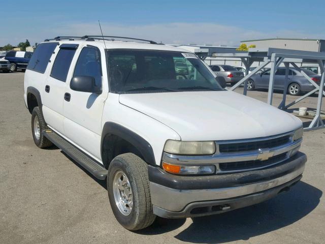 Salvage 2000 Chevrolet SUBURBAN K for sale
