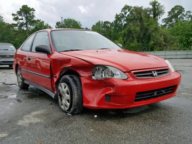 1hgej6224xl007192 1999 Honda Civic Dx In Ga Savannah