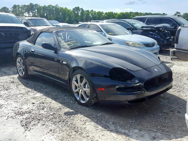 click here to view 2005 MASERATI SPYDER CAM at IBIDSAFELY