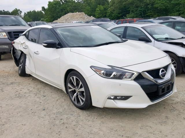Auto Auction Ended on VIN: 1N4AA6AP7GC436911 2016 Nissan