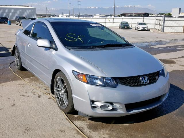 2009 Honda Civic For Sale >> 2009 Honda Civic Si 2 0l 4 For Sale In North Salt Lake Ut Lot 37489969