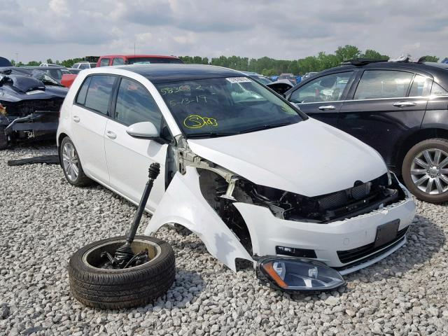 click here to view 2015 VOLKSWAGEN GOLF TDI at IBIDSAFELY