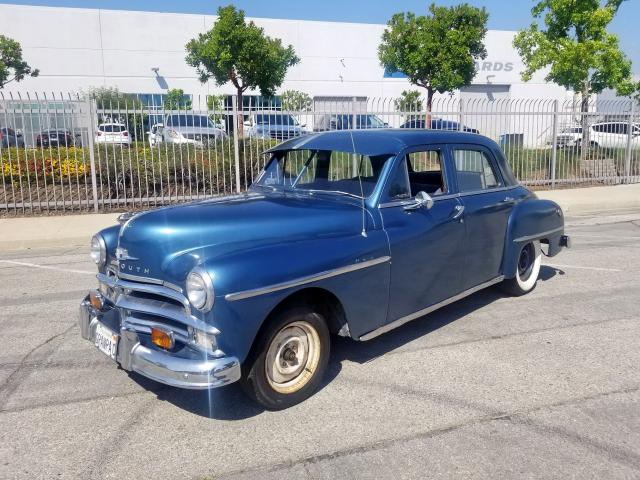 click here to view 1950 PLYMOUTH DELUX at IBIDSAFELY