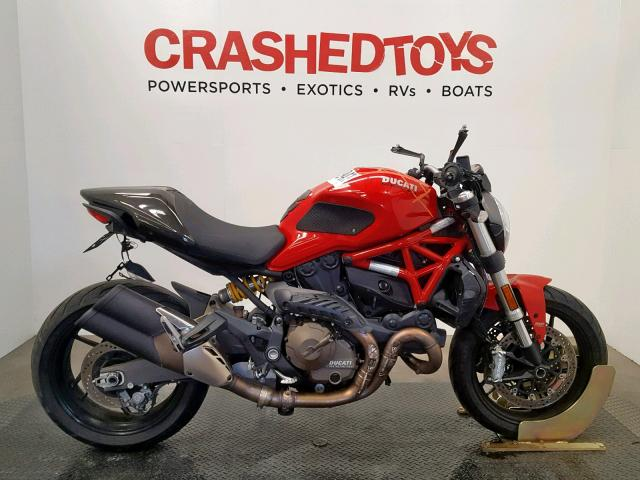 click here to view 2017 DUCATI MONSTER 82 at IBIDSAFELY