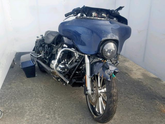 Salvage 2012 Harley-Davidson FLHX STREET for sale
