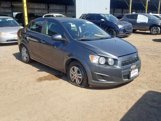 2013 Chevrolet Sonic Lt 1 8l 4 For Sale In Phoenix Az Lot 37973269