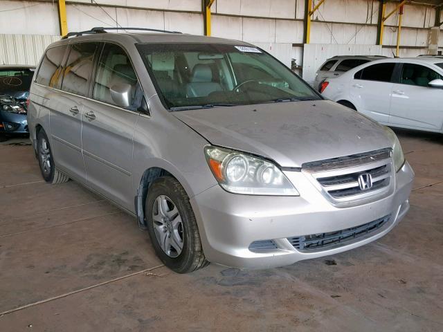 2007 Honda Odyssey Ex 3.5L