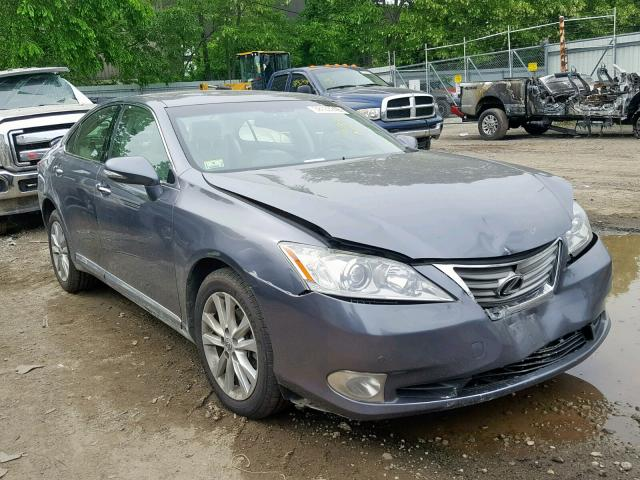 Used 2012 LEXUS ES350 - Small image. Lot 38122249