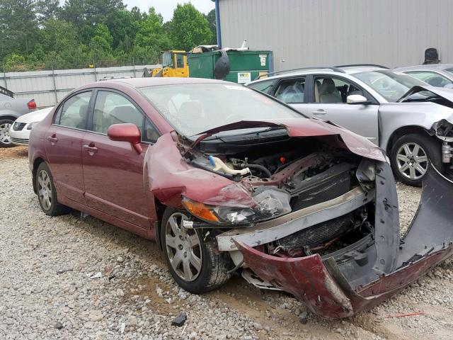 2006 HONDA CIVIC LX Photos | GA - ATLANTA SOUTH - Salvage Car