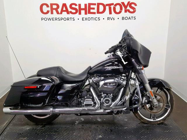 click here to view 2017 HARLEY-DAVIDSON FLHX STREE at IBIDSAFELY