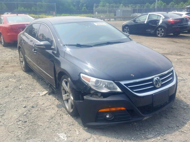 click here to view 2009 VOLKSWAGEN CC VR6 4MO at IBIDSAFELY